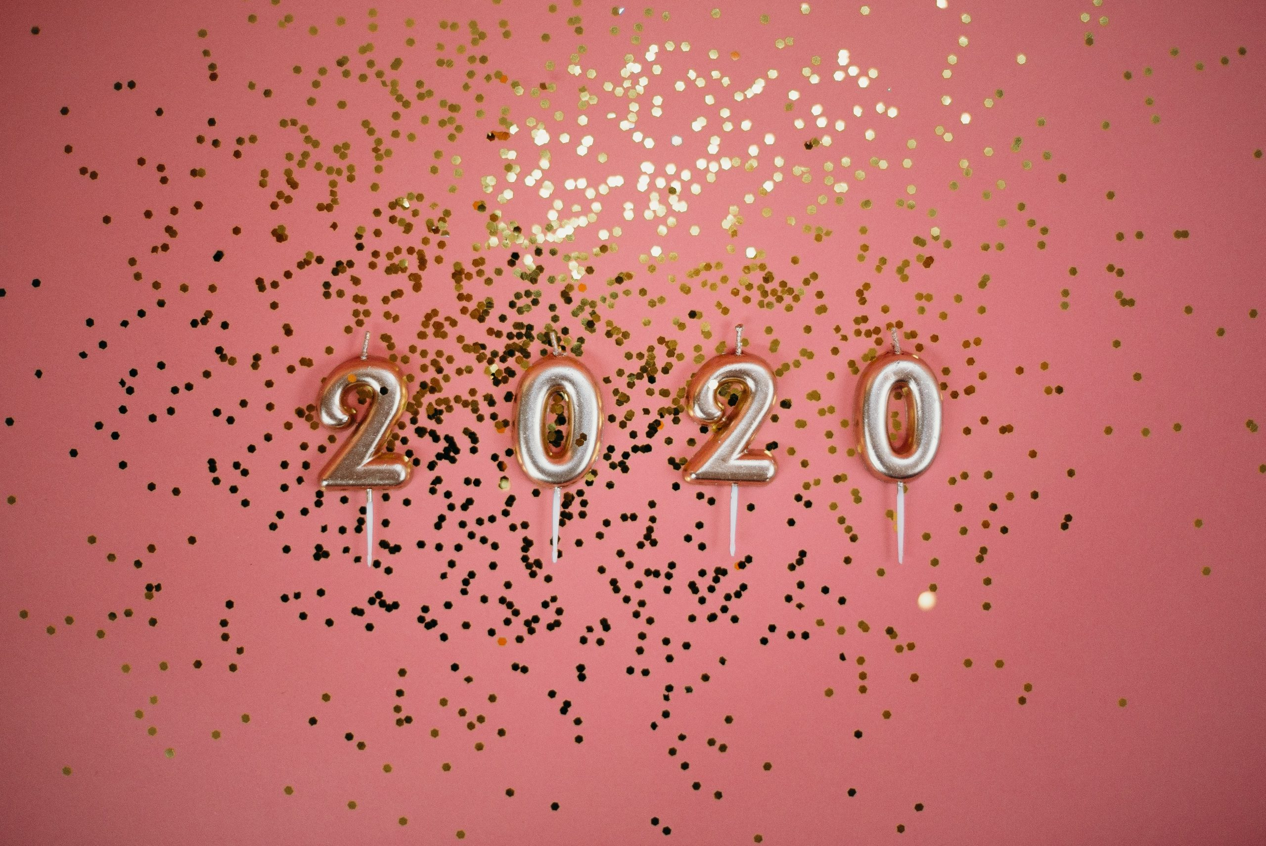 photo of 2020 on pink background 3401900 scaled - A New Decade..... What Will 2020 Bring to The Property Market ?