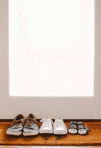 three pairs of shoes on brown rug 1909015 1 206x300 - three-pairs-of-shoes-on-brown-rug-1909015-1